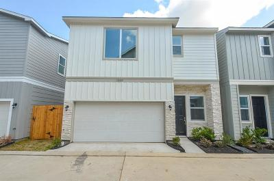 Houston Single Family Home For Sale: 1846 Parana