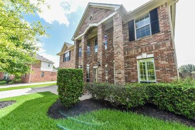 Pearland Single Family Home For Sale: 12102 Amber Creek Drive