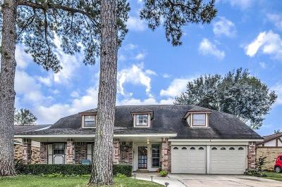 Spring Single Family Home For Sale: 4911 Edinston Place