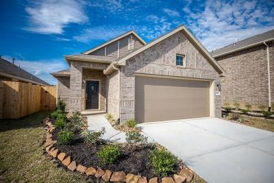 New Caney Single Family Home For Sale: 23716 Via Maria Drive