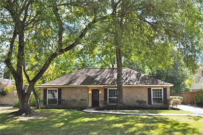 Kingwood Single Family Home For Sale: 3122 Holly Green Drive