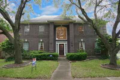 Sugar Land Single Family Home For Sale: 2622 Stephens Grant Drive