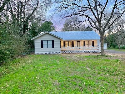 Conroe Farm & Ranch For Sale: 16570 Fm 1484 Road
