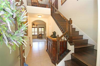 The Woodlands Condo/Townhouse For Sale: 15 S Burberry Park Circle