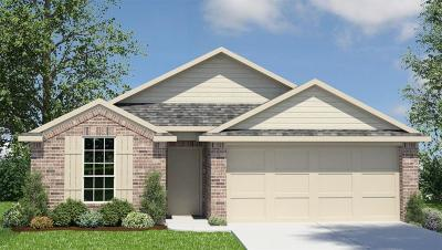 Tomball Single Family Home For Sale: 9807 Half Branch Bend