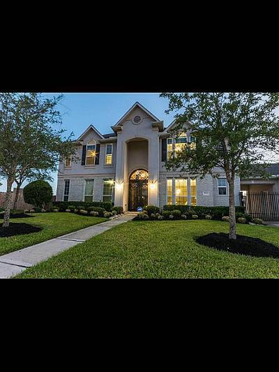 Pearland Single Family Home For Sale: 3322 Orchard Mill Lane