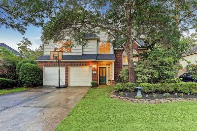 The Woodlands Single Family Home For Sale: 30 Larks Aire Place