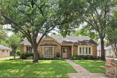 Houston Single Family Home For Sale: 2610 Teague Road