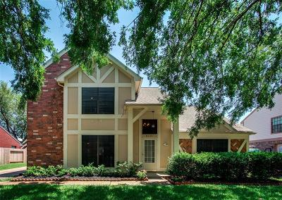 Houston Single Family Home For Sale: 8731 Rocky Valley Drive