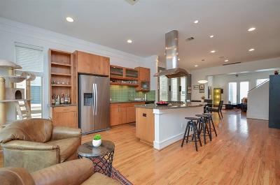 Houston Single Family Home For Sale: 6112 Tyne Street #B