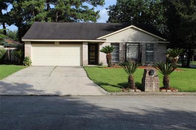 Spring Single Family Home For Sale: 4802 Tealgate Drive