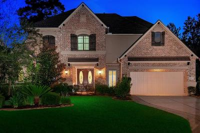 The Woodlands Single Family Home For Sale: 15 W Old Sterling Circle