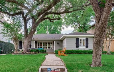 Houston Single Family Home For Sale: 3806 Durness Way