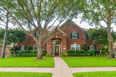 Katy Single Family Home For Sale: 24503 Bay Hill Boulevard