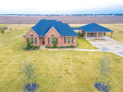 Needville TX Single Family Home For Sale: $359,900