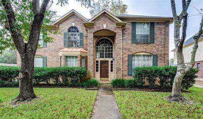 Missouri City Single Family Home For Sale: 8107 Meadow Vista Drive