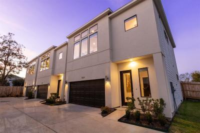 Houston Single Family Home For Sale: 8524 David
