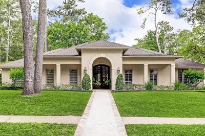 Harris County Single Family Home For Sale: 12315 Huntingwick Drive