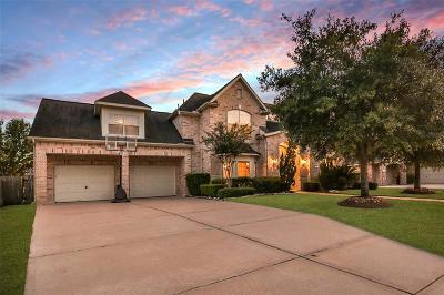 Katy Single Family Home For Sale: 6915 Monarch Lake Lane