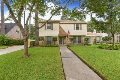 Humble Single Family Home For Sale: 19815 January Drive