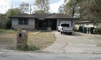Houston Single Family Home For Sale: 8907 Strathmore Drive