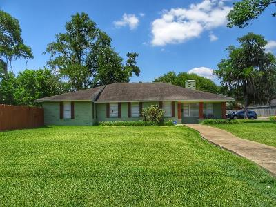 Single Family Home For Sale: 3637 Griggs Road