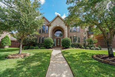 Katy Single Family Home For Sale: 1002 Bayou Vista Court