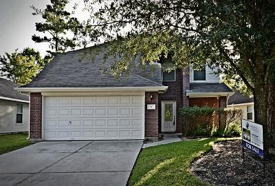 The Woodlands Single Family Home For Sale: 6 Thicket Grove Place