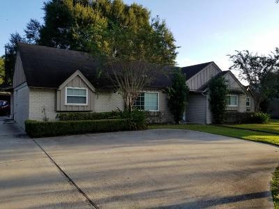 Houston Single Family Home For Sale: 5602 W Bellfort Street