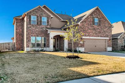 Katy Single Family Home For Sale: 6511 Crystal Forest Trail
