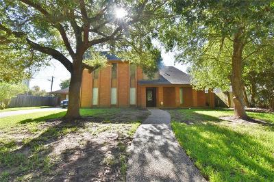 Missouri City Single Family Home For Sale: 3507 W Creek Club Drive