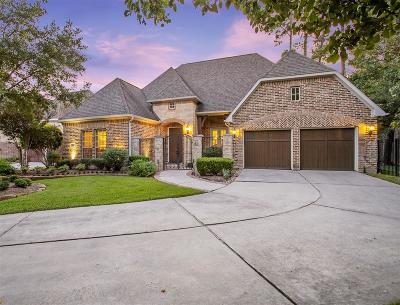 The Woodlands Single Family Home For Sale: 11 Bridgewood Cove Court