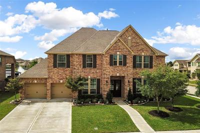 Pearland Single Family Home Pending: 12106 Chisel Ridge