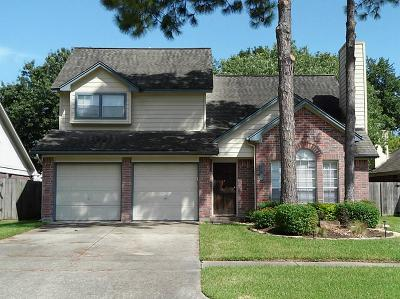 Houston Single Family Home For Sale: 14315 Oak Chase Drive