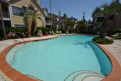 Houston Condo/Townhouse For Sale: 2300 Old Spanish Trail #1051