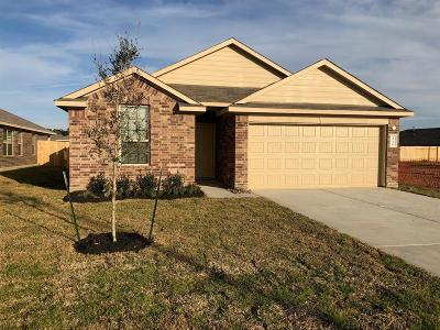 Tomball Single Family Home For Sale: 23610 Water Hickory Drive