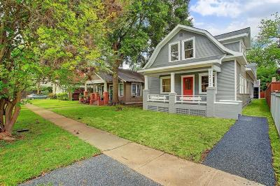 Houston Single Family Home For Sale: 1212 Tulane Street