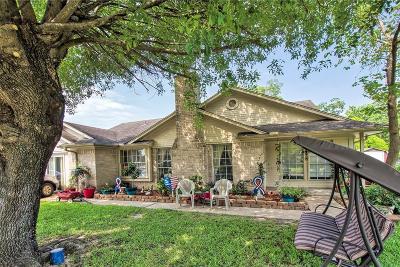 Deer Park Single Family Home For Sale: 3609 Clover Lane