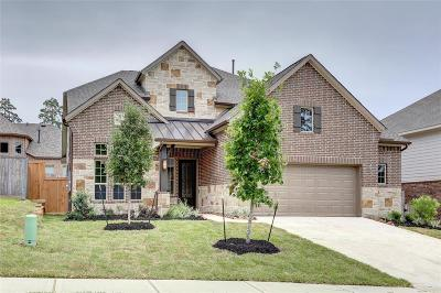 Conroe Single Family Home For Sale: 732 Red Elm Lane