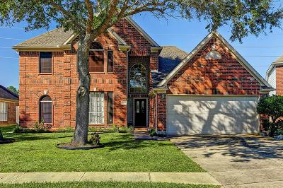 Pearland Single Family Home For Sale: 4223 N Webber Drive