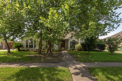 League City Single Family Home For Sale: 2217 Winecup Lane