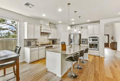 The Woodlands Single Family Home For Sale: 106 Pioneer Canyon Place