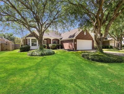 League City Single Family Home For Sale: 2132 Emerald Cove Drive