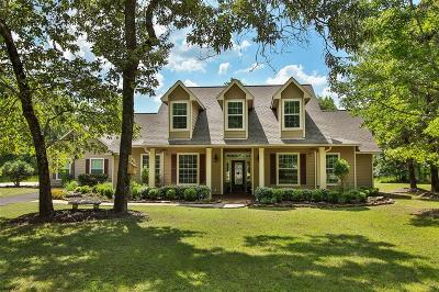 Magnolia Single Family Home For Sale: 27011 Spotted Pony Court