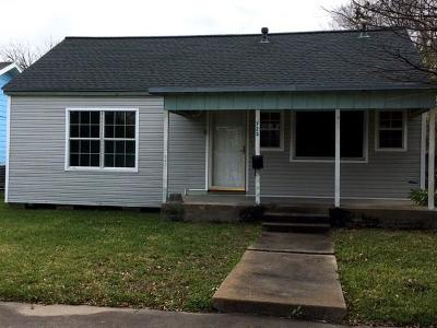 Texas City Single Family Home For Sale: 723 11th Avenue N