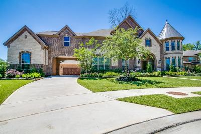 Missouri City Single Family Home For Sale: 42 Pravia Path Drive