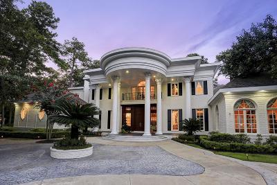 Harris County Single Family Home For Sale: 11600 Arrowwood Circle