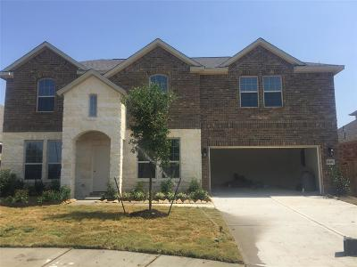 Fort Bend County Single Family Home For Sale: 26307 Misty Ember Lane