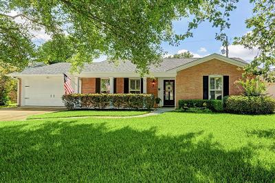 Houston Single Family Home For Sale: 4414 Rosebay Drive