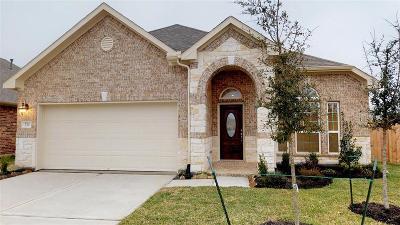 Dickinson Single Family Home For Sale: 230 Dale Ridge Lane